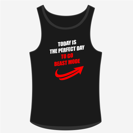 EVTF Tank Top Beast Female